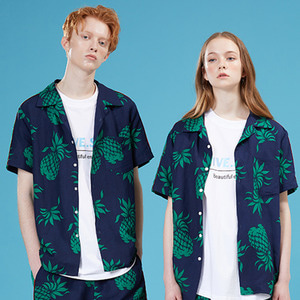 LINEN SIDE SHIRTS HAWAIIAN